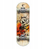 Скейтборд СК Hellboy JR Mini-board